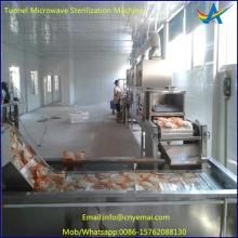 High Quality Industrial Microwave Sterilization Machine For Snack Food