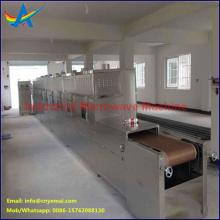 Roasted Almond Machine, Almond Roasting Equipment, Microwave Roaster Sterilizer