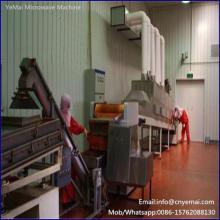 Continuous Spice Processing Machine, Spices Dryer Sterilizer