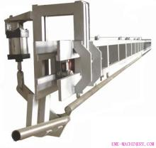 carcass processing conveying machine