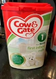 Cow and Gate Milk Powder
