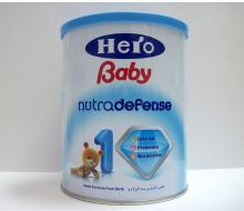Hipp and Hero Milk