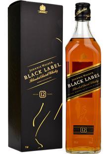 Johnnie Walker Black Label at discount prices