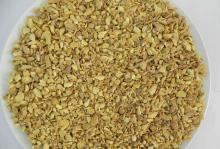 Organic Air Dried  Dehydrated   Ginger  Granules/Cubes/Dices for Flavoring Agents