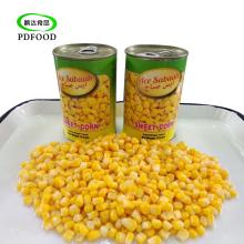 Canned corn whole kernel in brine