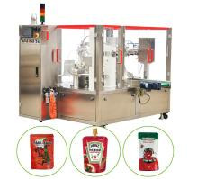 Canned Tomato Paste /Ketchup/Tomato Sauce Machine-Turnkey project