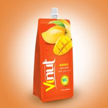 500ml Pouches mango Juice Drink