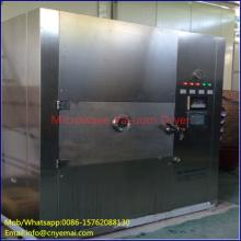 Microwave vacuum dryer / industrial tray dryer for fruit,meat,pet food,herb extract products