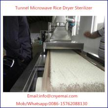 Tunnel Microwave Sterilization System, microwave insecticide machine