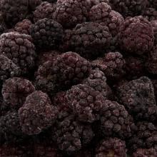 IQF Black Berries on sale, 30% discount