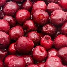 IQF Cherries on sale, 30% Discount