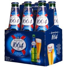 Kronenbourg 1664, Kronenbourg 1664 Blanc, Kronenbourg Rose, Vegan available on 30 % Discount