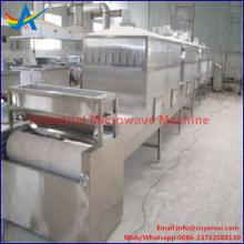 Conveyor rice flour sterilizer/sterilization machine,powder sterilizer