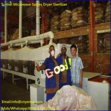Conveyor Belt Microwave Spice Sterilizing Machine