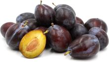 Organic Fresh Prunes now available on sale, 30% Discount