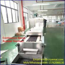 Tunnel Type Industrial Microwave Black Pepper Drying Machine