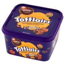 Wawel Tofflairs Caramel-chocolate Milk Fudge 650g
