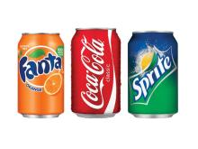 Coca-Cola, Fanta, Sprite,7up and Other Beverages Available