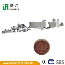 Fish Feed Animal Extrusion Food Pellet Processing Machinery