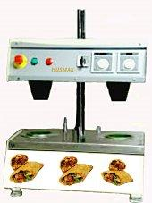 HPPE-2 POCKET PIZZA MACHINE