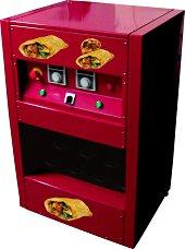 AUTOMATIC POCKET PIZZA MACHINE