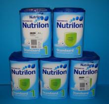 Nutrilon powder