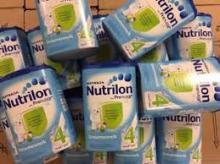 DUTCH NUTRILON BABY MILK