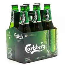 Carlsberg Beer Bottle 330ml