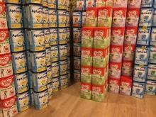 Cow and Gate Baby and Infant Milk Formula