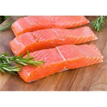 Good Price Frozen IQF Pink Salmon Steak