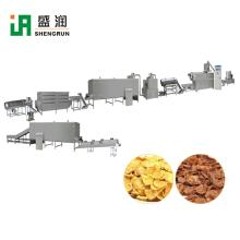 Corn Flakes Breakfast Cereal Making Machine Processing Line