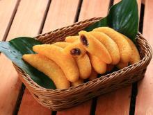 Red Bean Banana Pie 1*300*20