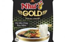 Vegetable Instant Rice Noodles