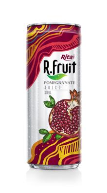 330ml Pomegranate Fruit Juice from RITA Beverage