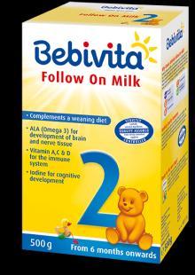 Bebivita Infant Milk Powder for sale at wholesale prices