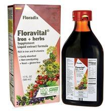 Dutch Floradix red 500 ml rot 500 ml