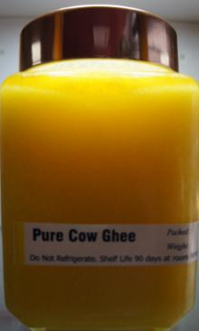 Cow Ghee With Best Prices