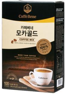 Caffebene_Mocha Gold_Coffee Mix