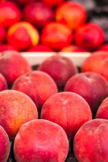 Organic Fresh Peach now available on sale. 30% Discount