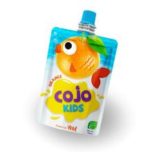 100ml Cojo Kids Pouches Orange Juice Drink
