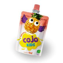 100ml Cojo Kids Pouches Pineapple Juice Drink
