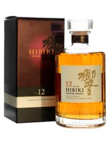 Hibiki 12 Year Old Blended Whisky