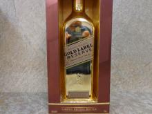 Johnnie Walker Gold Label Whisky (750ml)