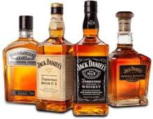 Jack Daniels, Chivas Regal, Vodka and Whisky and Spirits