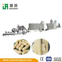 Expanded Puff Corn Chips  Snack s  Processing  Making Production  Plant