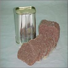 High Quality Canned meat for lunch canned luncheon meat