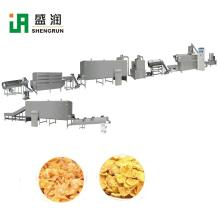 Corn Maize Flakes  Food   machine  Plant Processing Line