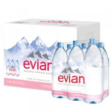 Эвиан минеральная вода 330 мл 500 мл 1,5 л
