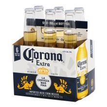 Corona Extra 4x6 pack