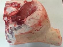 Frozen Grade A Pork Feet, Frozen Pork Hind Feet for sale